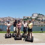 We felt like Segway experts at the end