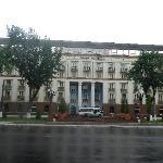 Outside view - Tashkent Palace hotel