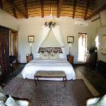 Safari Suite bed room