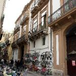 Photo of La via delle biciclette