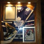Signed Maple leaf gear