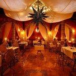 """Un des meilleurs restaurant d'Essaouira """"Le Patio"""" tenu par un français Tonio"""