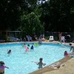 Summer Fun in the Pool!