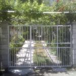 Front gate - Barbov Hotel