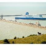 White Cliffs Dover Harbour