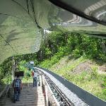 Standseilbahn Hungerburgbahn