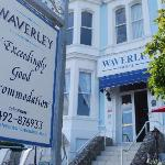 Waverly Hotel-best location and view in Llandudno
