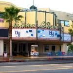 Blue Spa at La Reina Theater by day
