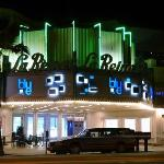 Blue Spa at La Reina Theater by Night