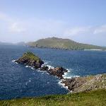 nearby coast, with view of Blasket Islands