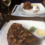 steak. mmmmmmmmm...