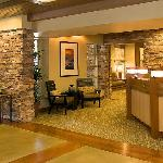 Reception and Front Desk at The Lodge at Tiburon