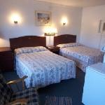 Two Double bed rooms
