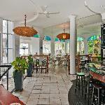 Sarayi In house restaurant The Rising Sun