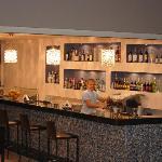 Inside the Bar.