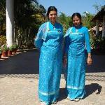 Staff in Traditional Kodava Dress