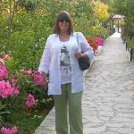 In Garden at Nireas