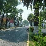 Avenida Juarez looking west