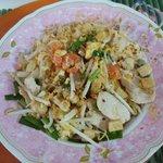 Pad Thai (fried rice noodles)