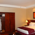 King size rooms with all amenities