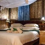 Sodwana Bay Lodge, Chalet 1st. row, #1