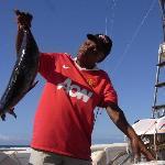 Sodwana Bay, fischerman´s luck at skipjack