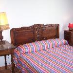 chambre 1 gite Iribarnia