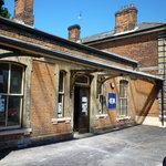 Ongar's station dates from 1865 and has been restored into its original condition by our volunte