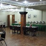 restaurant at sterling kodaikanal