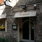 Photo de Trattoria la Fiasca