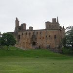 Castle from the peel