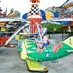Zeus' Outdoor Theme Park - Bi-Plane
