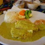 Fish cilantro(love it~)