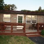 Our cabin/duplex