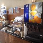 Complimentary Express Start Breakfast