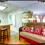 The Marilyn Monroe Hotel Apartment - Approximately 300 Sq Ft