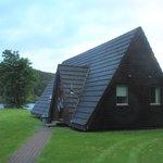 Back of Loch Oich Premier Lodge No 1