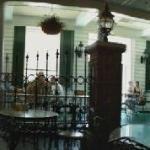 Inside of Seasons Restaurant