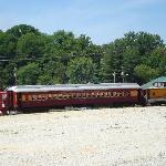 Great Smoky Moutain Railway Cars