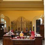 Interior at Parfumerie Molinard