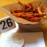 Famous Sweet Potato Fries