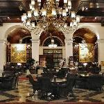 Partial view of the Lobby