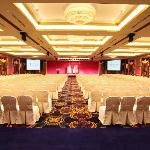 Conference Set-up at Victoria Ballroom
