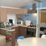 Kitchen & Dinig Area