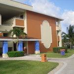 The villas at Coba