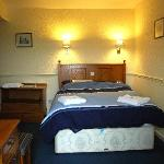 en-suite rooms with lovely views,tea and coffee facilites and TV