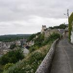 Höhenweg zur Burg