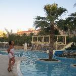 Pool at Oscar resort