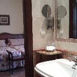 Detalle de un baño