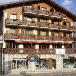 Hotel Le Chamonis